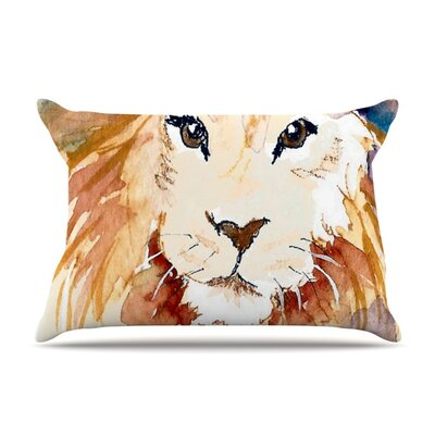 Leo Pillow Case Size: King