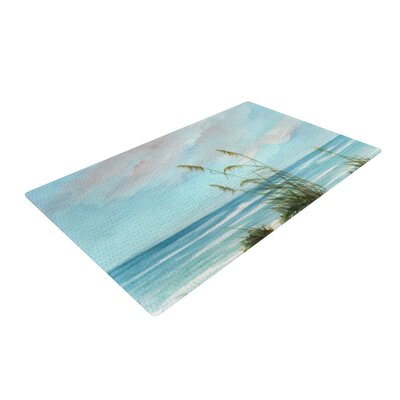 Sea Oats Novelty Rug Rug Size: 2 x 3