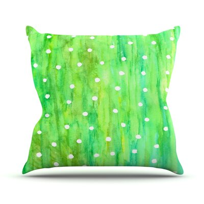 Sprinkles Throw Pillow Size: 20