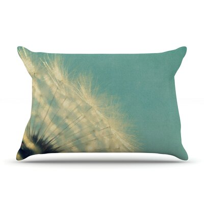 Just Dandy by Robin Dickinson Featherweight Pillow Sham Size: King, Fabric: Woven Polyester