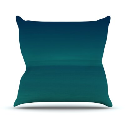 When Were Together by Robin Dickinson Throw Pillow Size: 16 H x 16 W x 3 D