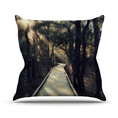 Dream Worthy Throw Pillow Size: 18 H x 18 W