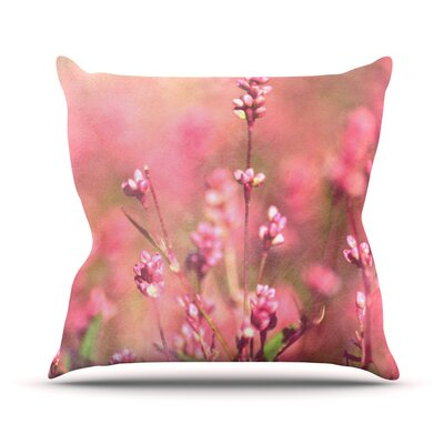 Its A Sweet Sweet Life Throw Pillow Size: 18 H x 18 W
