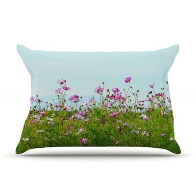 I Choose Magic by Robin Dickinson Featherweight Pillow Sham Size: King, Fabric: Woven Polyester