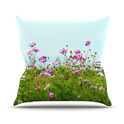 I Choose Magic Throw Pillow Size: 18 H x 18 W