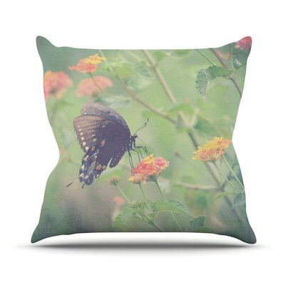 Captivating II Throw Pillow Size: 26 H x 26 W