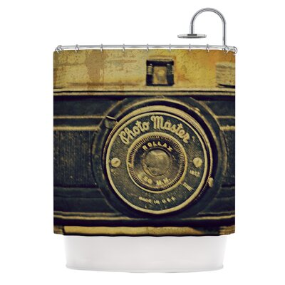 Discarded Treasure Shower Curtain