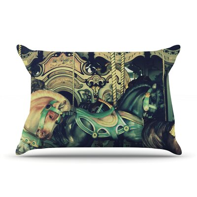 Carousel Pillow Case Size: King