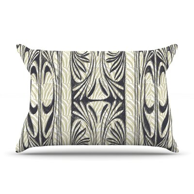 The Palace by Vikki Salmela Featherweight Pillow Sham Size: Queen, Fabric: Woven Polyester