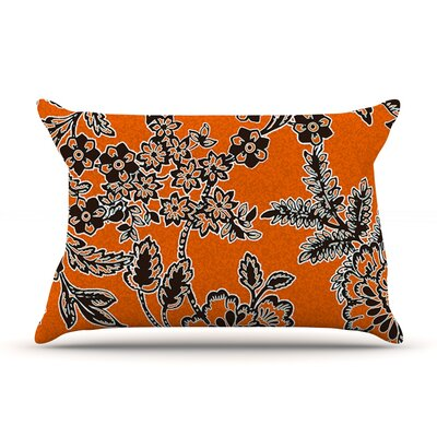 Blossom by Vikki Salmela Featherweight Pillow Sham Size: Queen, Fabric: Woven Polyester