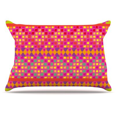 Mexicalli Pillowcase Size: King