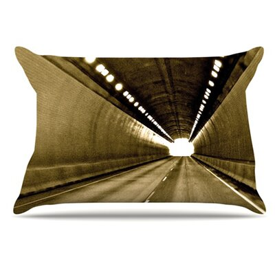 Tunnel Pillowcase Size: King