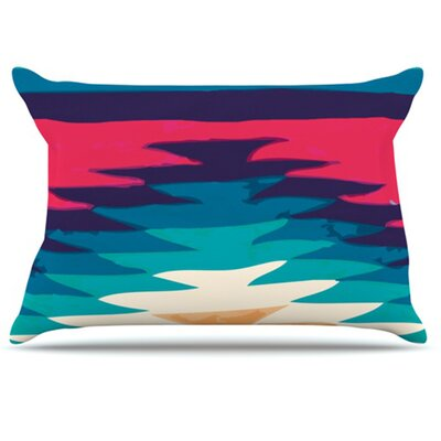 Surf Pillowcase Size: King