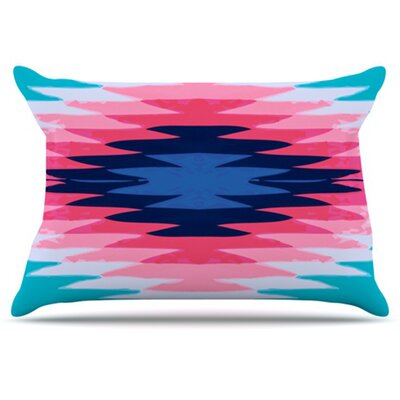 Surf Lovin II Pillowcase Size: King