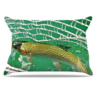 Catch Pillowcase Size: Standard