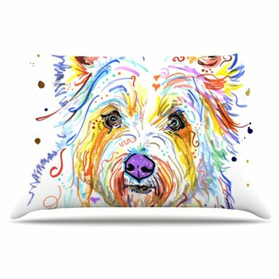 Bella Pillowcase Size: King