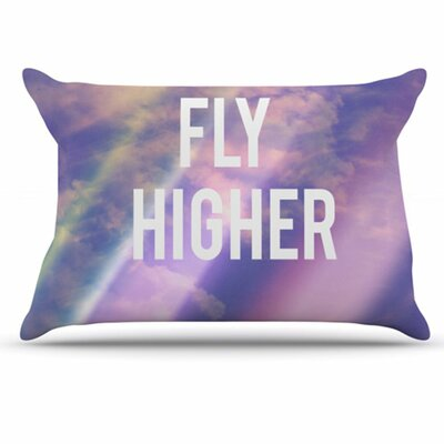 Fly Higher Pillowcase Size: King
