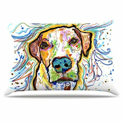 Ernie Pillowcase Size: King