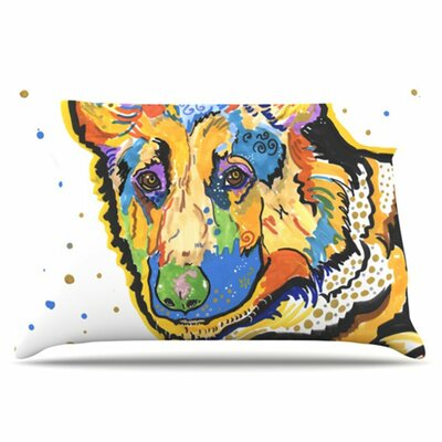 Floyd Pillowcase Size: King