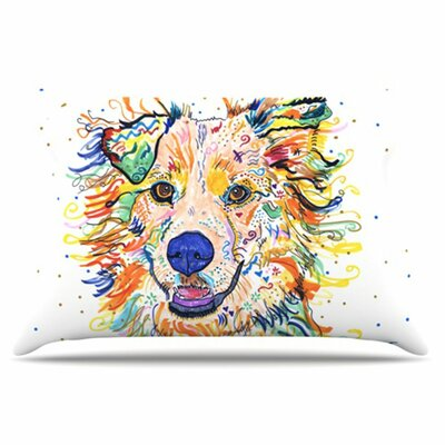 Jess Pillowcase Size: King