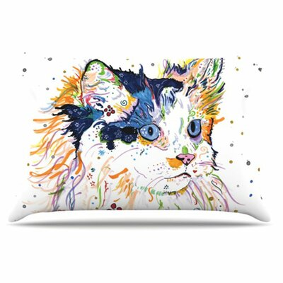 Sophia Pillowcase Size: King