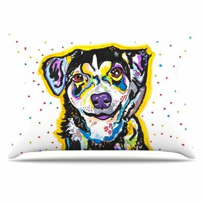 Jasper Pillowcase Size: King