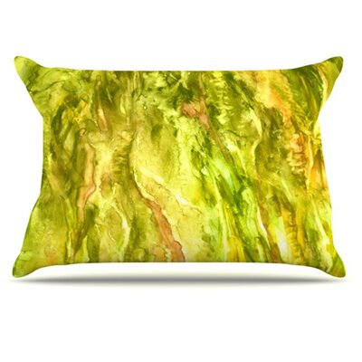 Tropical Delight Pillowcase Size: Standard