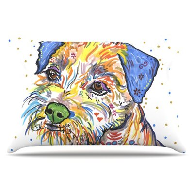 Rory Pillowcase Size: King