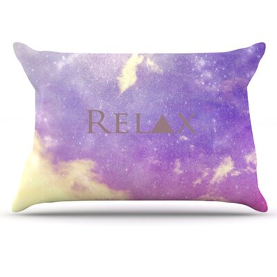 Relax Pillowcase Size: Standard