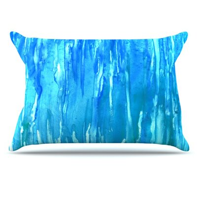 Wet and Wild Pillowcase Size: King