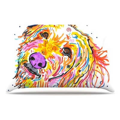 Koda Pillowcase Size: King