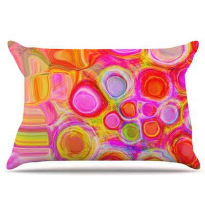 Spring Pillowcase Size: King