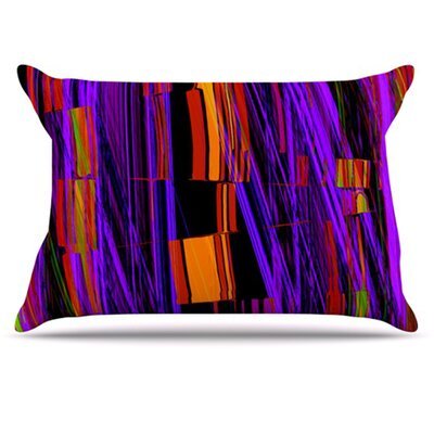 Threads Pillowcase Size: King