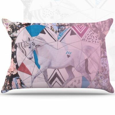 Unicorn Pillowcase Size: Standard