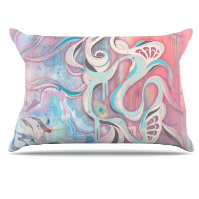 Tempest Pillowcase Size: King