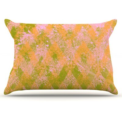 Fuzzy Feeling Pillowcase Size: Standard