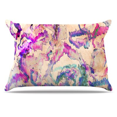 Weirdi Kat Pillowcase Size: King