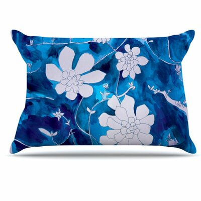 Succulent Dance 1 Pillowcase Size: King