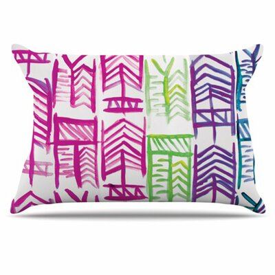 Quiver III Pillowcase Size: Standard