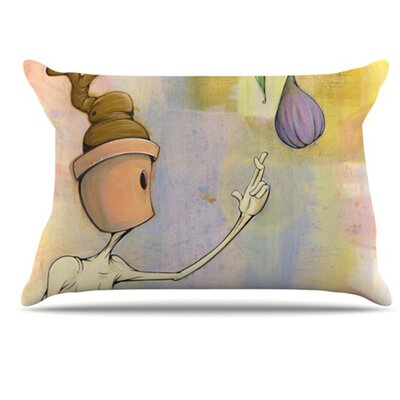 Fruit Pillowcase Size: Standard