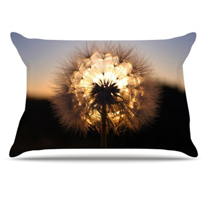Glow Pillowcase Size: King