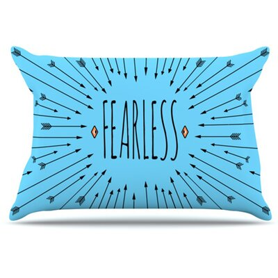 Fearless Pillowcase Size: Standard