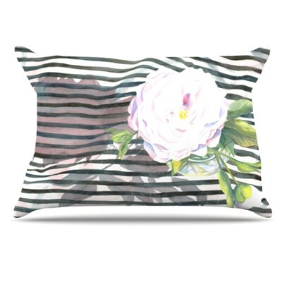 Peony N Pillowcase Size: King