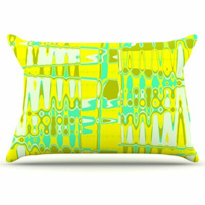 Changing Gears in Sunshine Pillowcase Size: King