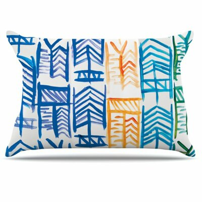 Quiver II Pillowcase Size: Standard