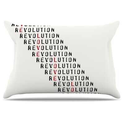 Revolution Pillowcase Size: King