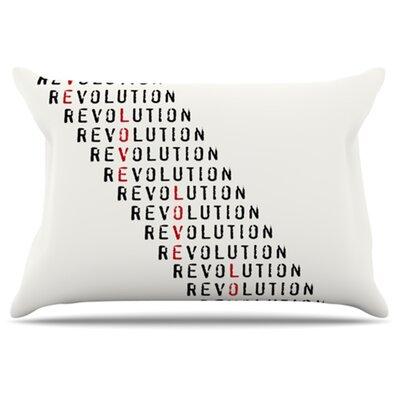 Revolution Pillowcase Size: Standard
