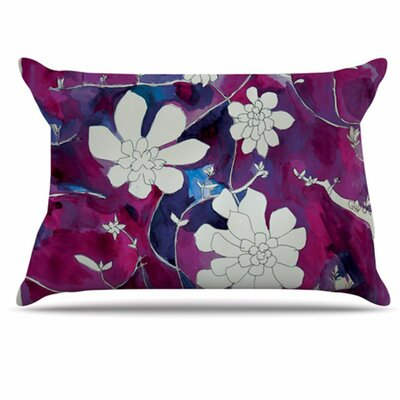 Succulent Dance III Pillowcase Size: King