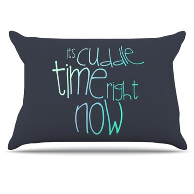 Cuddle Time Pillowcase Size: Standard