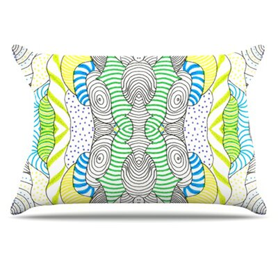 Wormland Pillowcase Size: King
